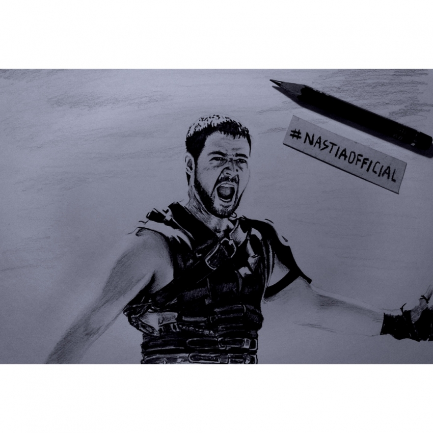Russell Crowe por nastiaofficial
